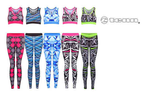 Tenn Outdoors - Premium sports bra, leggings or Both - Save 41%