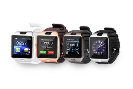Ckent - 22 in 1 bluetooth smart watch in four colours - Save 52%