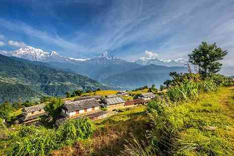 Lumle Holidays - 13 day highlights of Nepal tour with flights - Save 0%