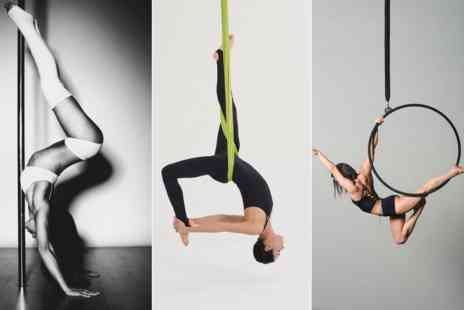 Tribe Fitness - Pole, aerial hoop or aerial yoga class - Save 60%