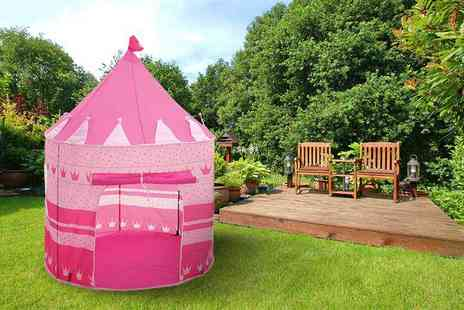 Fusion Homeware - Kids pop up tent - Save 67%