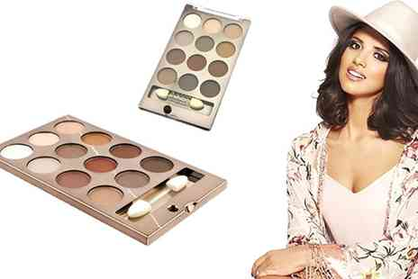 Groupon Goods Global GmbH - One or Two Sunkissed MakeUp Palettes - Save 83%