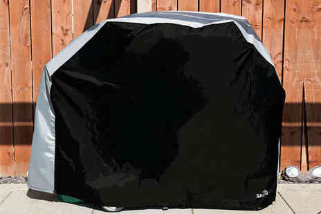 Savisto - Large all weather fitted barbecue cover - Save 48%