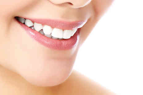 Tooth Doctor - Session of ZOOM teeth whitening - Save 65%