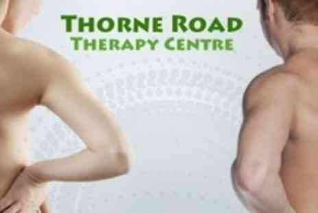 Thorne Road Therapy Centre - Physiotherapy or Osteopathy Treatment and Consultation - Save 80%
