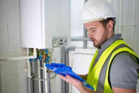 Home Heat - Boiler Service and Gas Check at Choice of Locations - Save 55%
