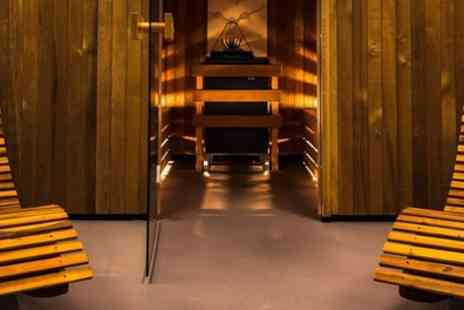 Bath Haus Spa - Private Sauna Session with Body Scrub for Two - Save 47%