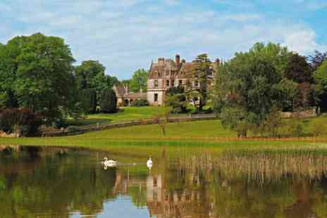 Castle Leslie Estate - One or Two Nights B&B Stay for Two with Bubbly, Chocolates and €50 Resort Credit - Save 47%