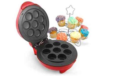 Groupon Goods Global GmbH - Jocca Cupcake Maker - Save 68%