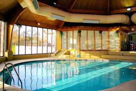 Moness Resort - Spa Day with Two Treatments and a Two Course Lunch for One or Two - Save 49%