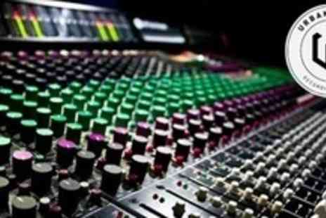 Urban Chain Studios - Two Hour Professional Recording Session With Sound Engineer and Producer - Save 79%