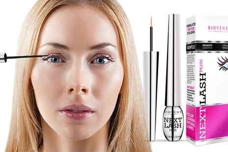 Groupon Goods Global GmbH - One, Two or Three Biovene Next Lash Plus Serums - Save 82%