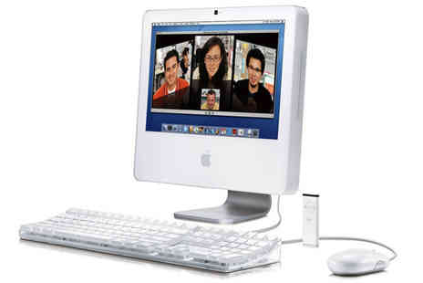 IT trade service - Apple iMac 17inch A1195 Core Duo 2GB 160GB HDD plus Keyboard and Mouse - Save 76%