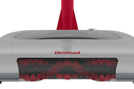 Giddy Aunt - Dirtwizard DW28001R Cordless Sweeper - Save 56%