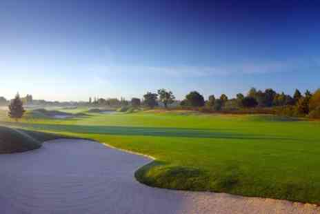 The Belfry - Golf with Lunch & Beer for 2 at Award Winning Golf Hotel - Save 56%