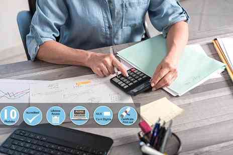 New Skills Academy - Online tax accounting course - Save 94%