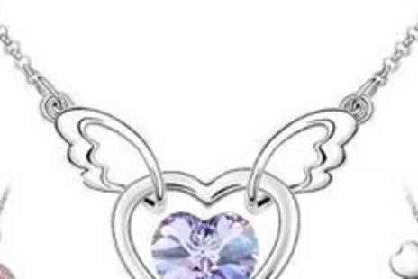 Trinkets - Your Choice of Swarovski Elements Necklace - Save 67%