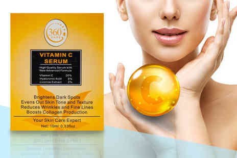 Seatedtoad - Vitamin C anti ageing serum - Save 90%