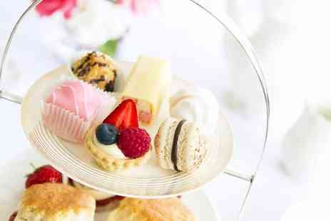 Time for Tea - Cream tea for two or afternoon tea for two or slimmers afternoon tea for two - Save 0%