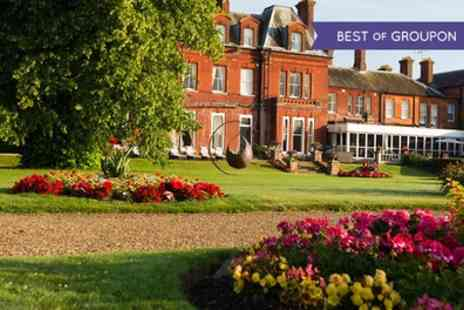 Champneys Tring - Champneys Tring Spa Day with Meals, Choice of Treatment and Thalassotherapy Session - Save 43%