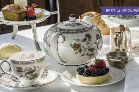 The Lordleaze Hotel - Afternoon Tea with an Optional Bottle of Prosecco for Two - Save 42%