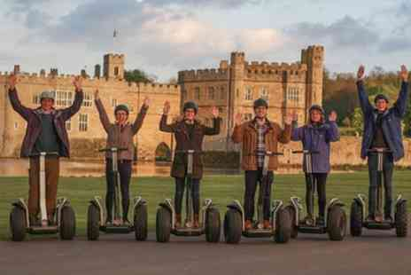 Southern Segway - Leeds Castle Segway Tour for Two or Four - Save 52%