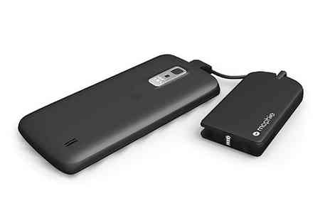Groupon Goods Global GmbH - Mophie Powerstation Reserve with Micro USB Connector 1000mAh - Save 65%