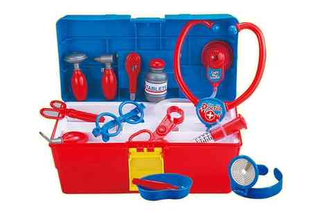 Groupon Goods Global GmbH - Doctor and Nurse Play Set - Save 70%