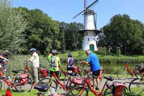 Boat Bike Tours - Boat & Bike Tour from Amsterdam to Bruges - Save 0%