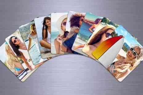 Photo Gifts - One, Two or Three Sets of Photo Magnets - Save 78%