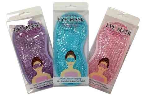 Groupon Goods Global GmbH - One, Two, Three, Six or Nine Soothing Hot or Cold Eye Masks - Save 0%