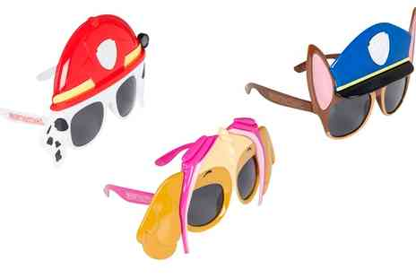 Groupon Goods Global GmbH - Paw Patrol Novelty Sunglasses - Save 50%
