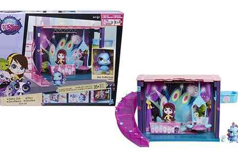Groupon Goods Global GmbH - Littlest Pet Shop Scene Style Set - Save 72%