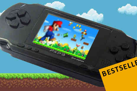 Vera Enterprises Co - 16 Bit Handheld Portable Retro Games Console Plus 150 Games - Save 67%