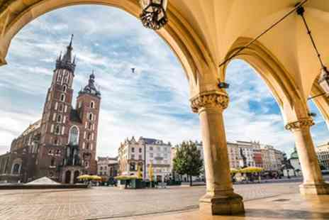 Broadway Travel - Three Night Krakow Break with Auschwitz Tour - Save 0%