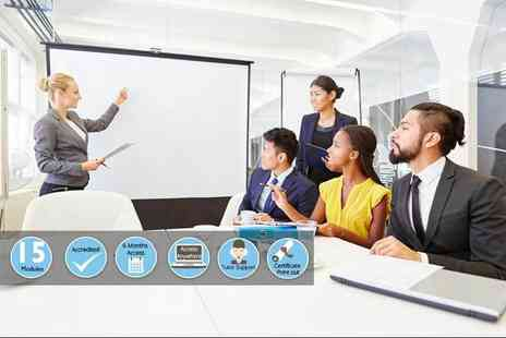 e courses4you - Online Prince2 foundation training course - Save 95%