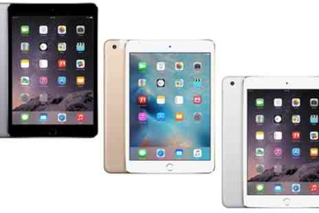 GoldBoxDeals - Refurbished Apple iPad Mini 3 16 or 64GB Wi-Fi with 4G Cellular With Free Delivery - Save 0%
