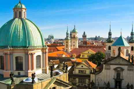 Hotel Don Giovanni Prague - Up to 3 Nights for Two with Breakfast and Option for Welcome Drink or Boat Trip - Save 48%