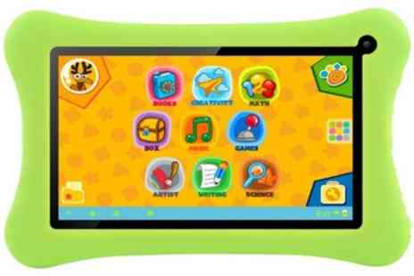 Groupon Goods Global GmbH - Kids 7 Inch Dual Core Android 4.2 Tablet with Kid Safe Software - Save 54%