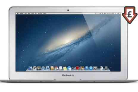 GoldBoxDeals - Refurbished Apple MacBook Air 13.3 Inch MD231 4GB RAM 128GB HDD Intel Core i5 Processor With Free Delivery - Save 0%