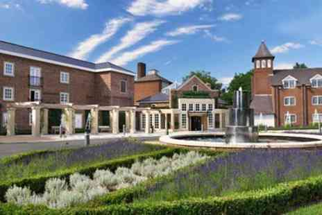 The Belfry - One Night Stay for Two with Breakfast, Dinner and Leisure Access - Save 0%