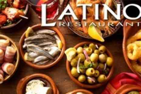Latinos Restaurant - Tapas Meal and Dessert For Four - Save 62%
