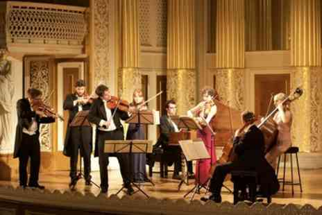 Candlelight Concerts - One ticket to see Vivaldi Concertos by Candlelight on 9 September - Save 41%