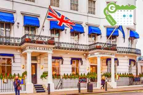 London Elizabeth Hotel - Double or Twin Room for Two with Breakfast and Late Check Out - Save 20%