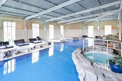 Slaley Hall Spa and Fitness - Spa Day Pass for Two - Save 0%