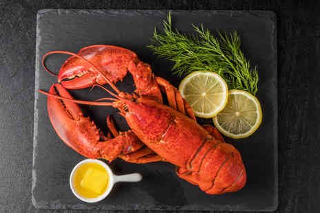 The Navigation - Sharing lobster platter and drinks for two people - Save 0%