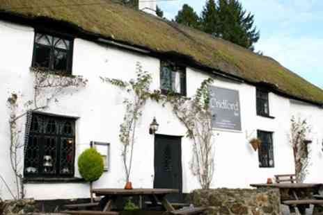 The Cridford Inn - Lunch for 2 with Coffee - Save 47%