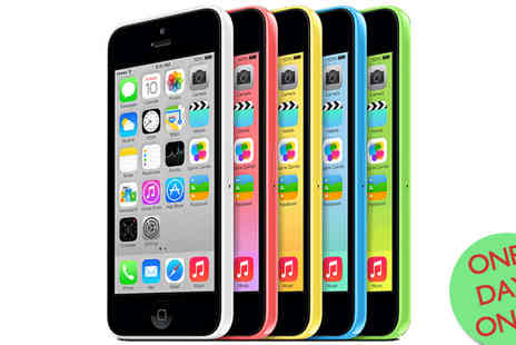 Ultimo electronics - iPhone 5C 8GB Blue - Save 72%