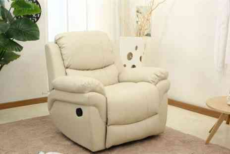 Groupon Goods Global GmbH - Manual and Automatic Madison Recliners - Save 64%