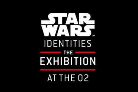 STAR WARS Identities - Ticket to STAR WARS Identities The Exhibition On 27 July to 3 September - Save 40%